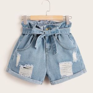 High waisted shorts NWOT
